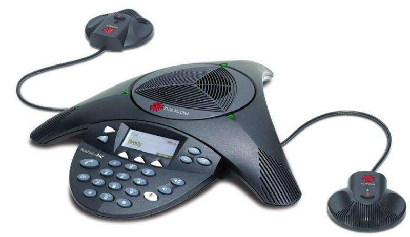 polycom soundstation 2扩展型